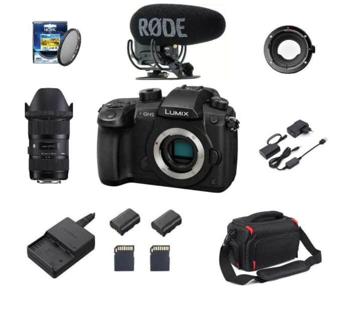 Panasonic-Lumix-GH5-kaamera-rent