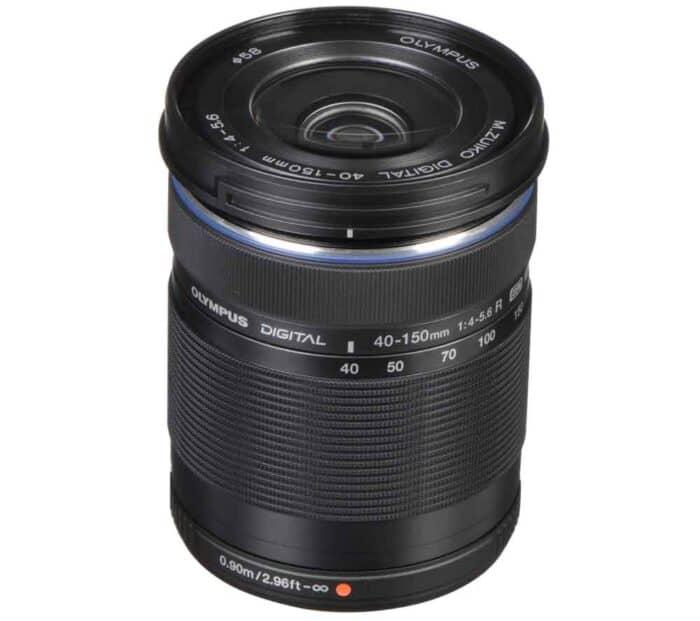Olympus M. Zuiko 40-150mm f/4.0 - 5.6 ED