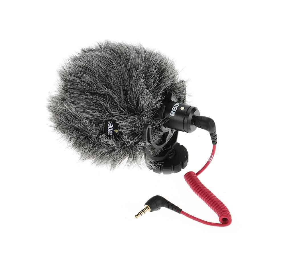 Rode VideoMicro mikrofoni rent