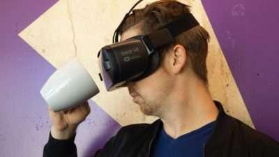 Virtuaalreaalsus prillid