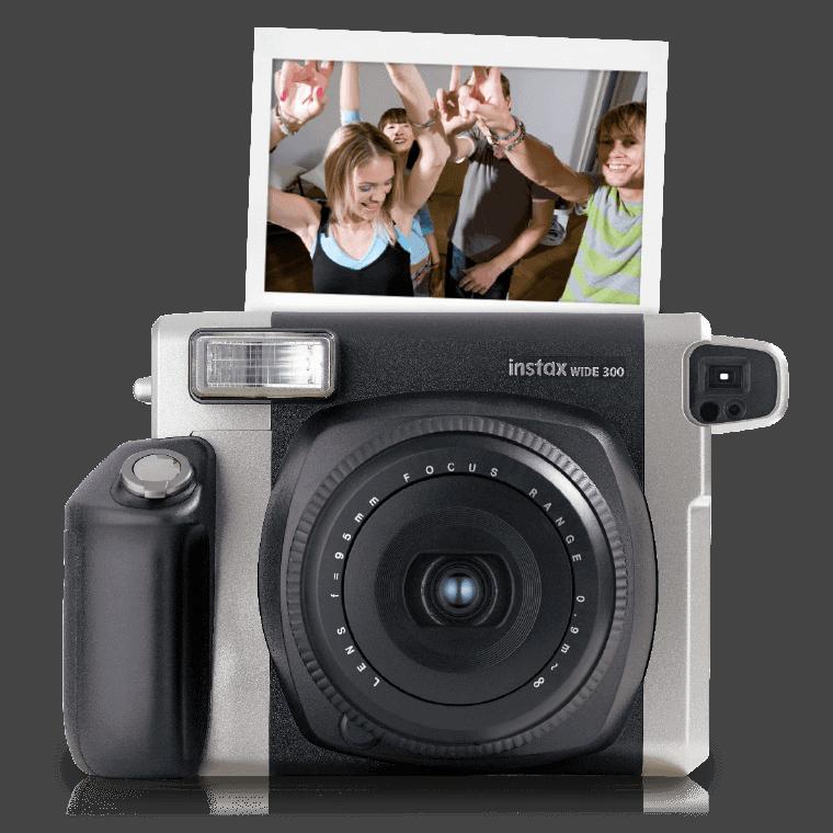 Fujifilm instax 300 Polaroid kaamera rent