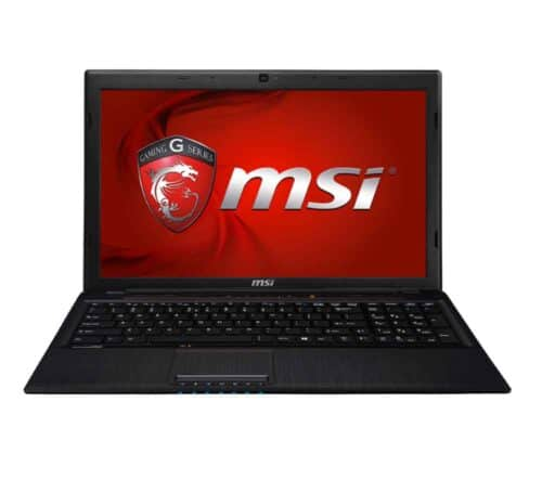 MSI GP60 arvuti laenutus