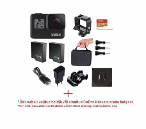 GoPro HERO7 rent