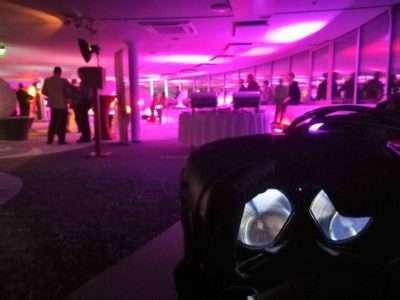 HTC Vive Virtuaalreaalsus teletornis