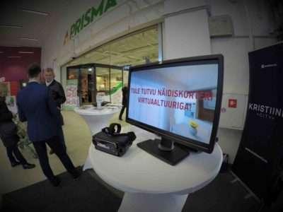 Virtuaalne korteri tuur