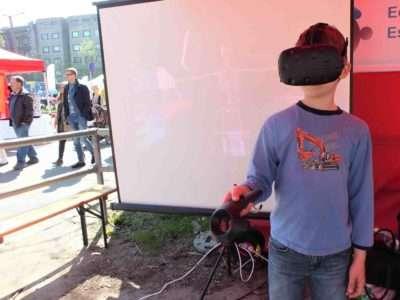 Virtuaalreaalsuse prillid