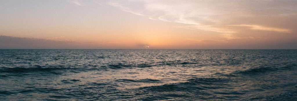 Aegvõte rannas