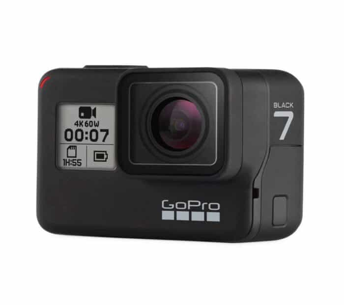 GoPro Hero 7 Black rent