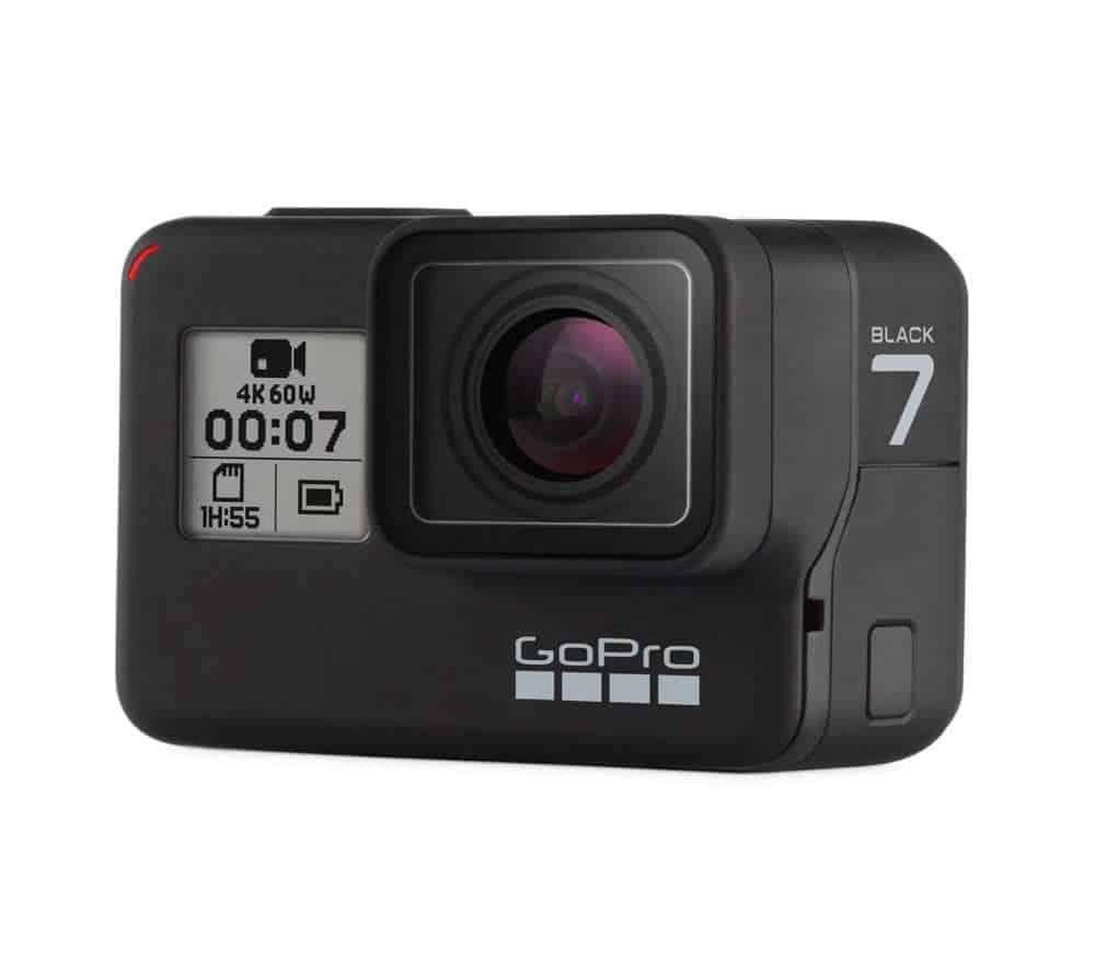 GoPro Hero 7 Black rent