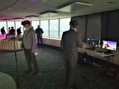 Virtuaalreaalsus teletornis