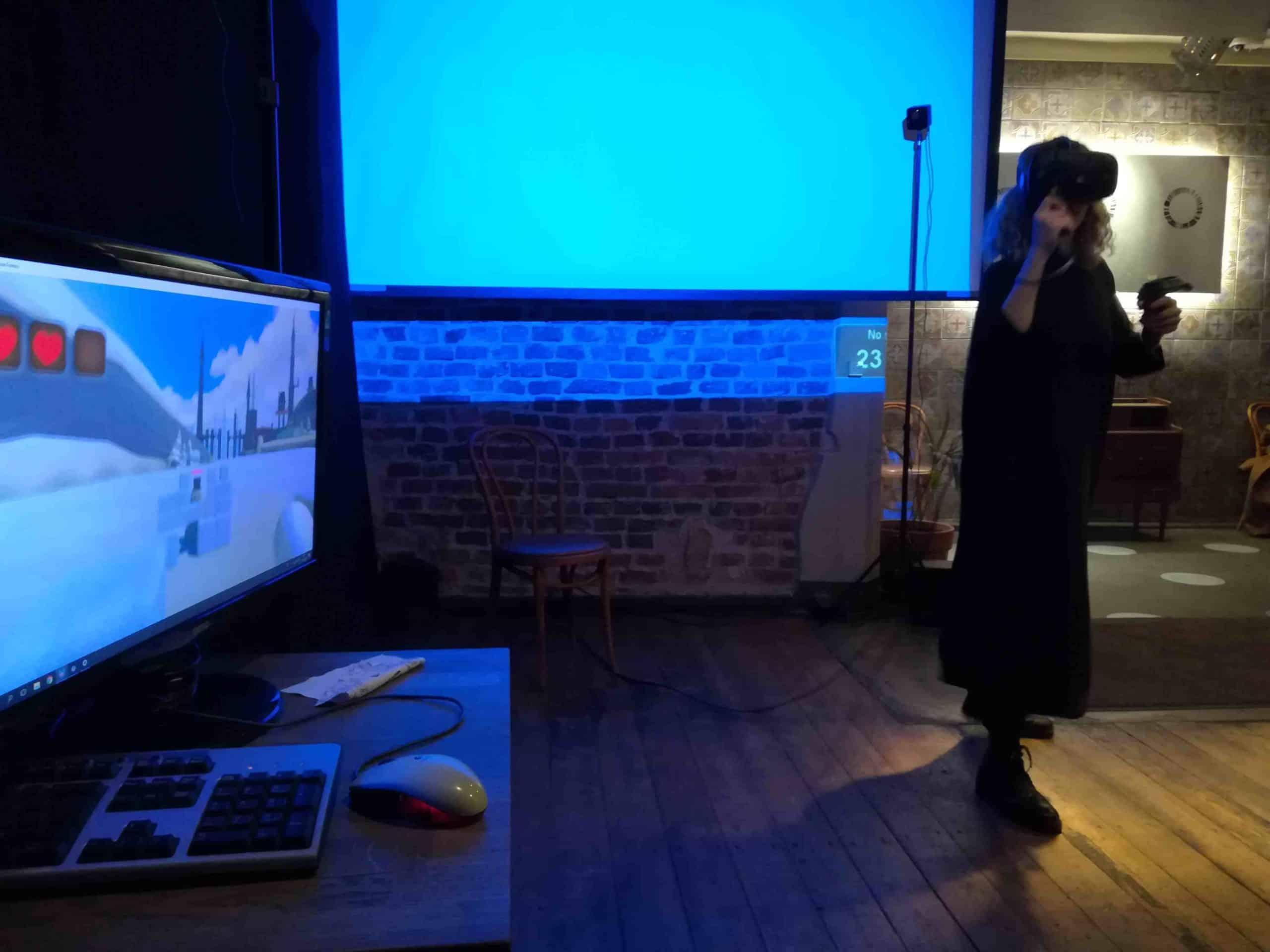 Virtuaalreaalsuse mäng
