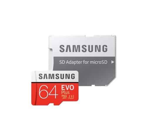 64GB mälukaardi rent