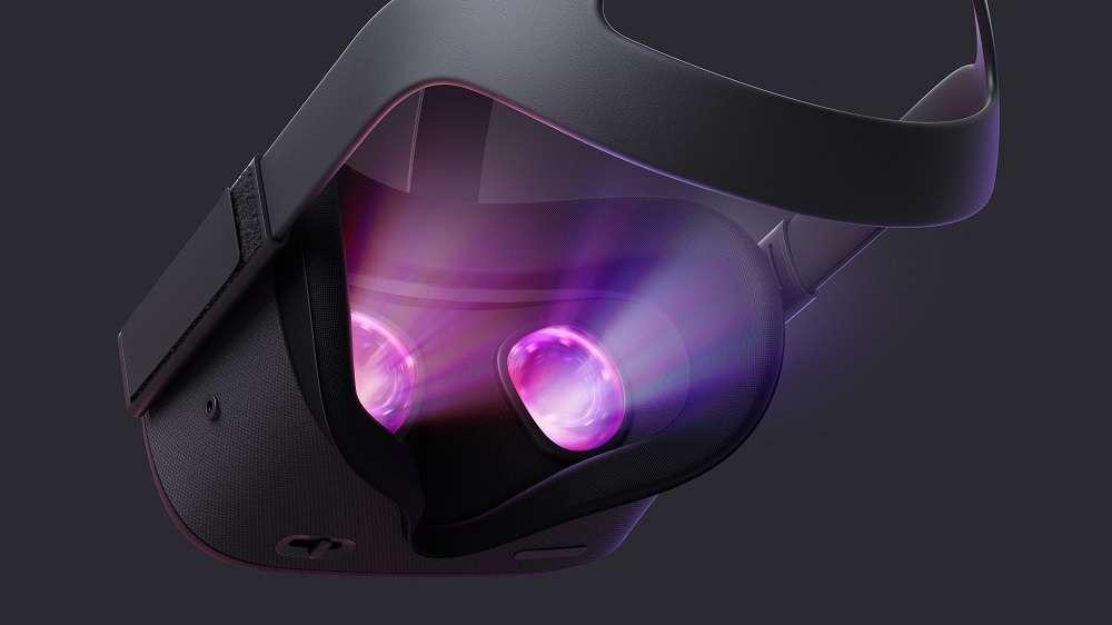 Oculus Quest VR-prillide rent