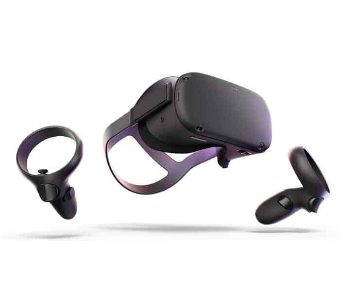 Oculus Quest VR prillide rent