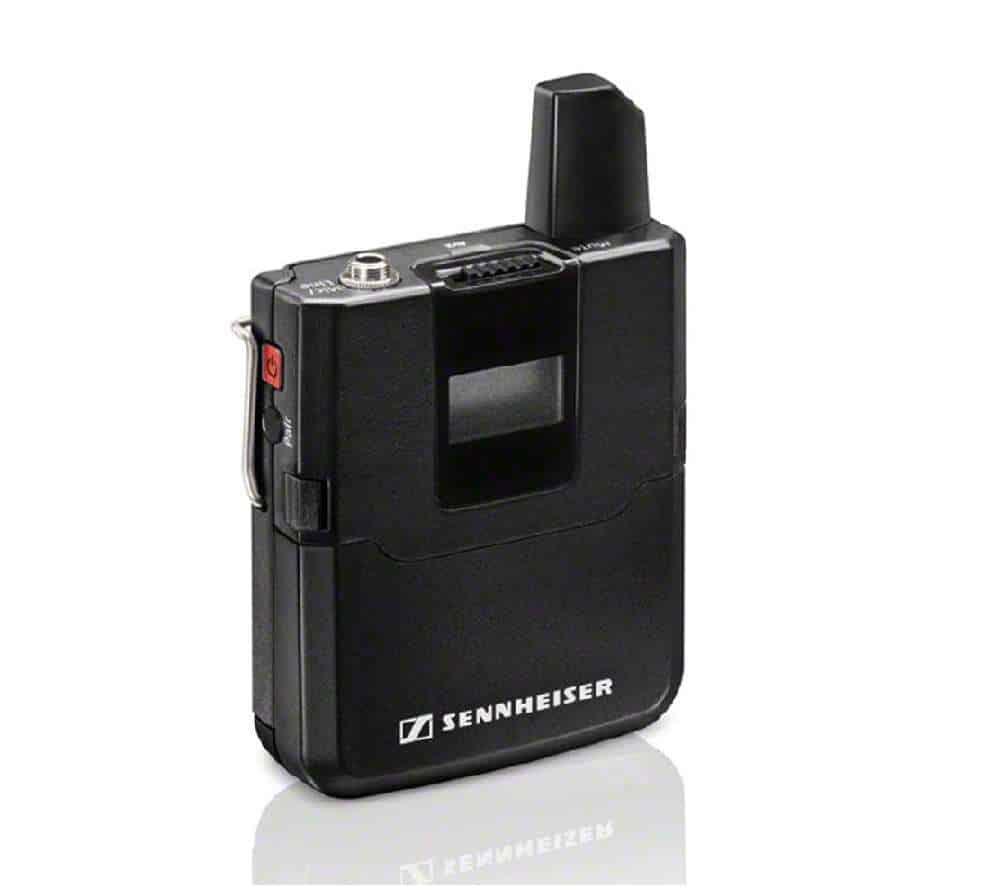 Sennheiser AVX-MKE2 juhtmevaba mikrofoni laenutus
