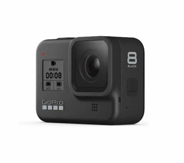 GoPro kaamera rent - HERO8 Black