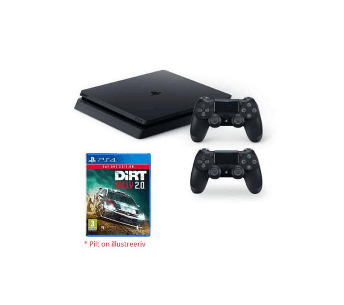 Sony-Playstation-4-mängukonsooli-rent
