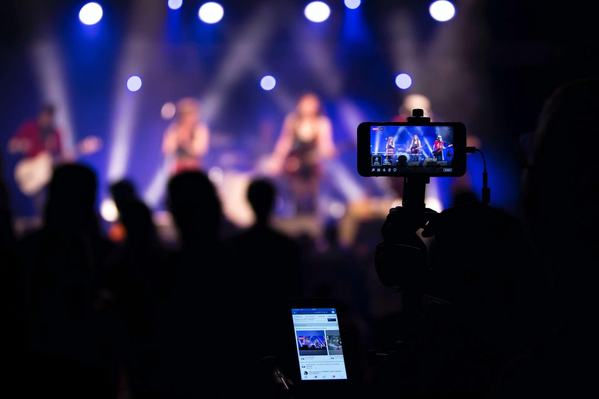 Live stream otseülekanded videokõned ja e-kursused