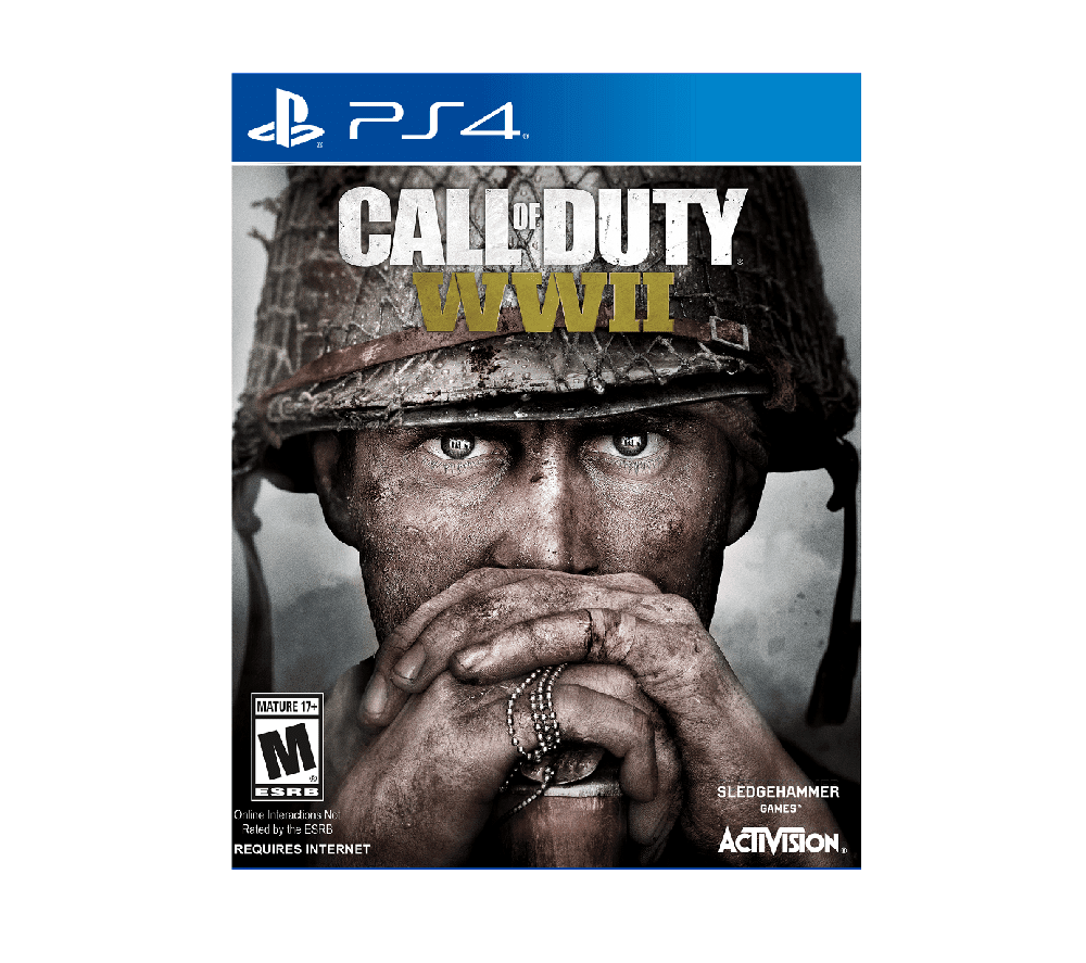 PS4 mängu rent Call of Duty WWII