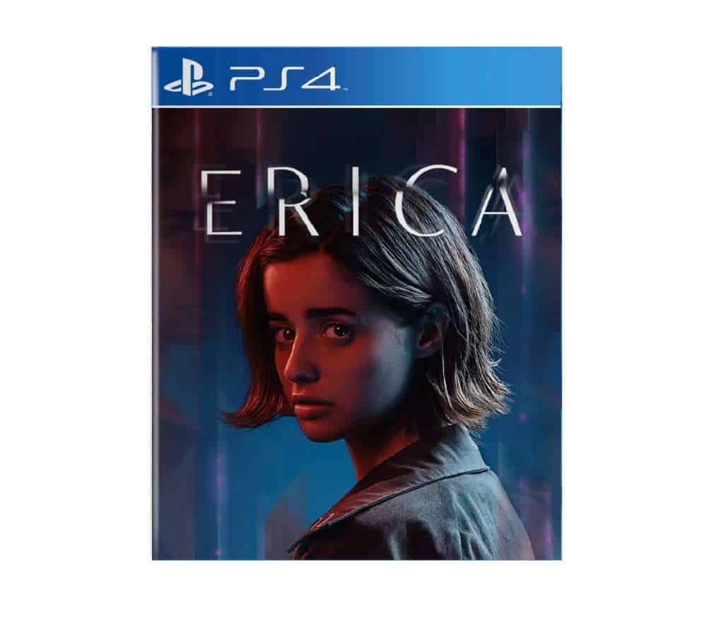 PS4 Erica