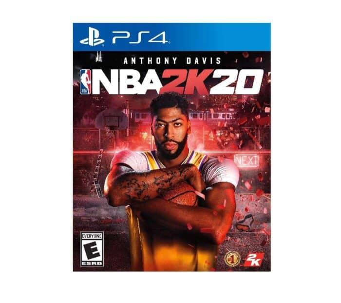 PS4 NBA-2K20