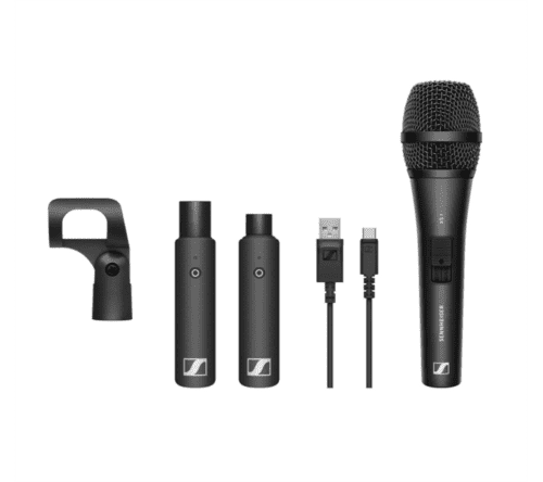 Sennheiser XSW-D vocal set rent