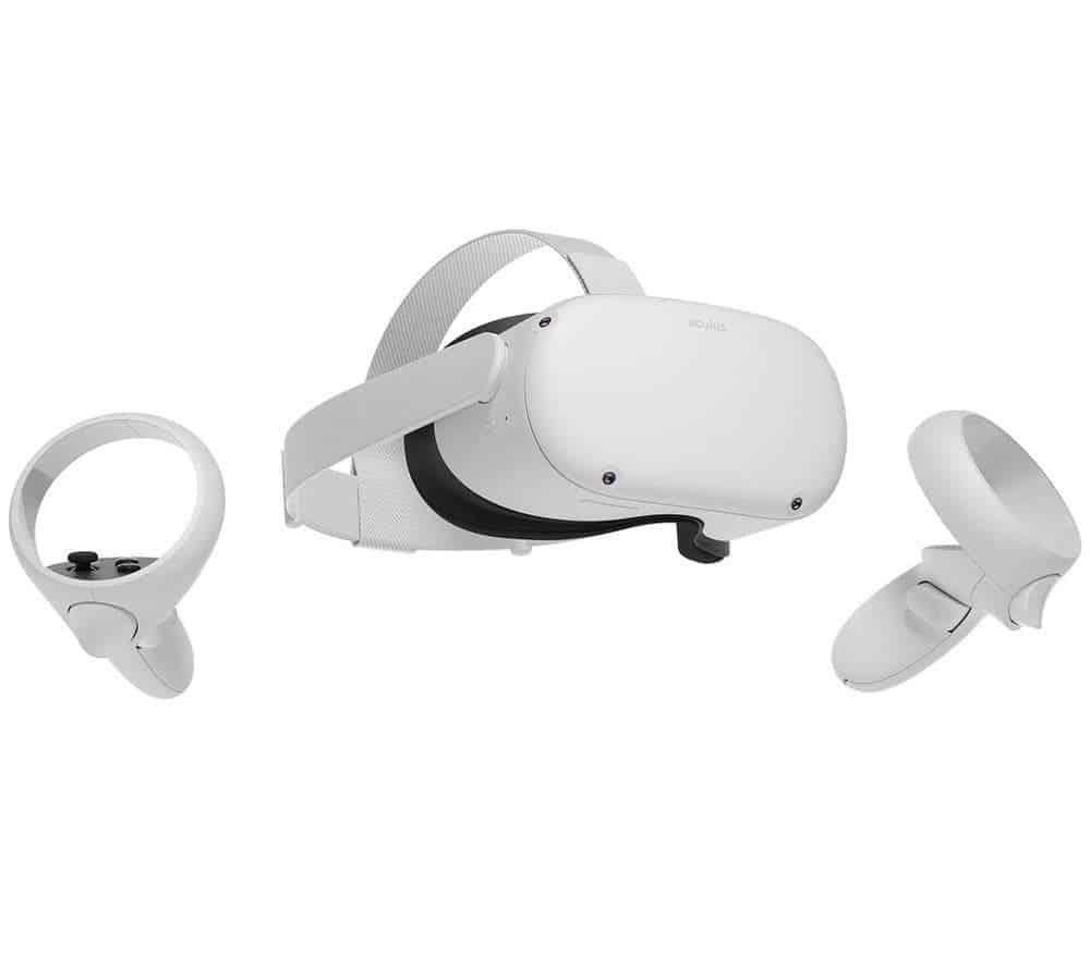 Oculu Quest 2 VR prillide rent