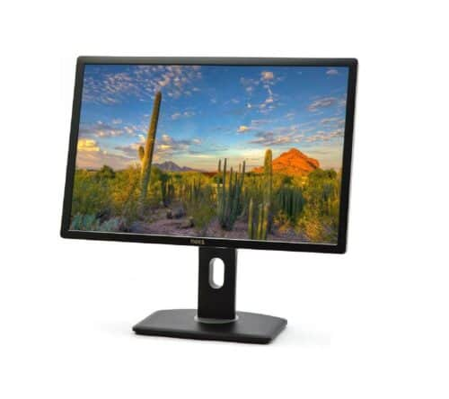 Dell 24″ monitori rent